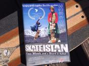 <strong>Skateistan - Four Wheels and a Board in Kabul DVD</strong>