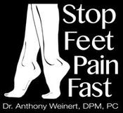 <strong>Troy podiatrist Dr. Anthony Weinert of Stop Feet Pain Fast is collecting shoes to benefit Grace Centers of Hope</strong>