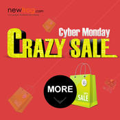 <strong>Cyber Monday 2013.12.2 Promotion at Newfrog.com</strong>