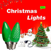 <strong>Christmas lights promotion 2013 at newfrog.com</strong>