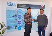 <strong>Denis Huang (left) appointed as Director of Product Management</strong>