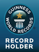 <strong>GUINNESS WORLD RECORDS</strong>