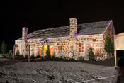 <strong>World's Largest Gingerbread House</strong>