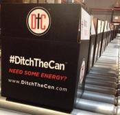 <strong>#DitchTheCan Product Launch</strong>
