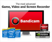 <strong>Bandicam - Game, video and screen recorder</strong>