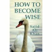 My first book on wisdom.