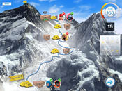 <strong>A game that takes you to the summit of Mount Everest.</strong>