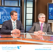 <strong>COO Zubin Meshginpoosh from enaltus/biCorneum with