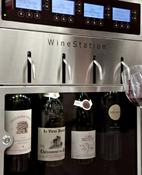 <strong>The WineStation wine dispensing system</strong>