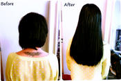 <strong>100% Real Human Hair Extensions in Chicago, Applied by Areta.</strong>