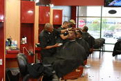 <strong>My Barber's Lounge: 3436 Donnell Drive, Forestville, MD (301) 735-4645</strong>