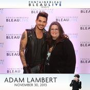 <strong>Meet and Greet at Fontainebleau Miami Beach with Adam Lambert</strong>