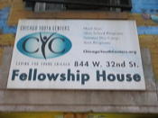 <strong>Fellowship House Sign</strong>