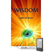 My second book on wisdom.