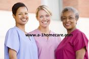 <strong>Compassionate and Professional Caregivers from A-1 Home Care Agency</strong>