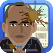<strong>Mr President icon - Android Game - Barack Obama</strong>