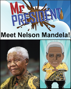 <strong>Mr President - Nelson Mandela, hidden character of the game Mr President- Many more surprising character to discover - Android Game</strong>