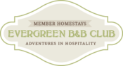 <strong>The Evergreen B&B Club is a membership organization for travel enthusiasts 50 and over.</strong>