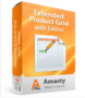 Amasty Introduces Extended Product Grid with Editor Module Which Considerably Increases Time Efficiency of Catalog Management Process