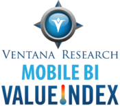 <strong>Ventana Research Mobile BI Value Index</strong>