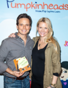 <strong>Scott Wolf supporting Pumpkinheads and Raising a Reader</strong>
