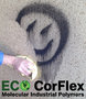 Eco-CorFlex Offers Cities a New Weapon in the Battle Against Graffiti