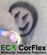 <strong>Eco-CorFlex Hydro Poly Anti-Graffiti Clear Sealer</strong>