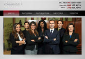 <strong>Law Firm Website Preview</strong>