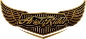 <strong>Ariel Rider brand logo</strong>