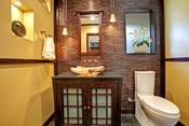 <strong>This Asian-Inspired powder bathroom, designed by Sol Quintana Wagoner from Jackson Design and Remodeling, was named Best Bath at the 2014 NKBA Design awards.</strong>