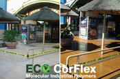 <strong>Eco-CorFlex Industrial Coatings Stained Concrete Sealer</strong>
