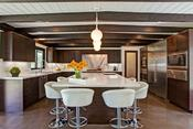 <strong>Mid-Century Modern Kitchen by Jackson Design and Remodeling. Winner of a 2014 regional CotY award.</strong>