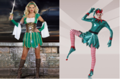 <strong>costumes for St. Patrick's Day</strong>