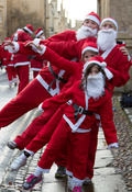 <strong>Oxford Santa Run</strong>