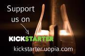 <strong>Support us on Kickstarter!</strong>