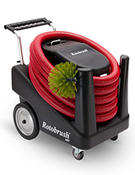<strong>Phillip Fry and EnviroFry recommend the Rotobrush aiR+XP air duct cleaning system to remove mold growth and other contaminants from inside HVAC air ducts.</strong>
