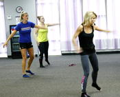 <strong>Piloxing Class at Aim 4Fitness</strong>
