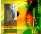 <strong>The Album Cover of Ben Ruppel's &quot;2014 Instrumentals&quot;</strong>