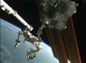 <strong>A new complement of hardware will outfit NASA's Robotic Refueling Mission with a new tool and task board to demonstrate steps for robotic satellite cryogen transfer. Image Credit: NASA</strong>