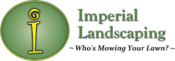 <strong>Imperial Landscaping Logo</strong>