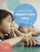 <strong>2013 Digital Learning Report Card</strong>