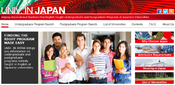 <strong>Portal website for your search for English-taught degree programs at Japanese universities.</strong>