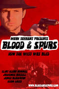 <strong>Blood & Spurs Poster</strong>