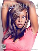 <strong>Shonda Lewis on Millennium Magazine Cover</strong>