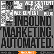 <strong>Inbound marketing automated</strong>