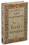 <strong>State of Wonder by Ann Patchett</strong>