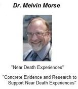 <strong>Dr. Melvin Morse - near-death research specialist and investigations</strong>