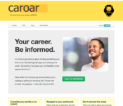 <strong>Caroar Homepage</strong>