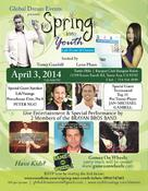 <strong>&quot;Spring into Youth&quot; Promotional Flyer</strong>