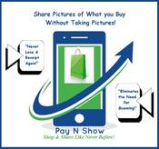 <strong>Share pictures - no picture taking needed. Store your receipts automatically - and never lose a receipt!</strong>